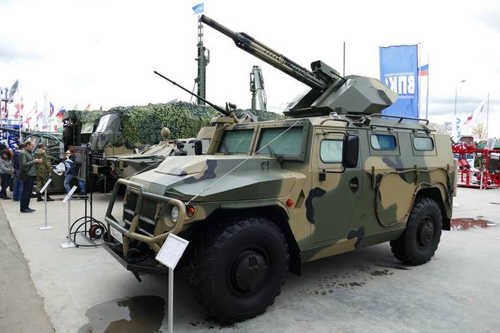 Убойные новинки уходящего года. ТОП-5 обновлений российской армии