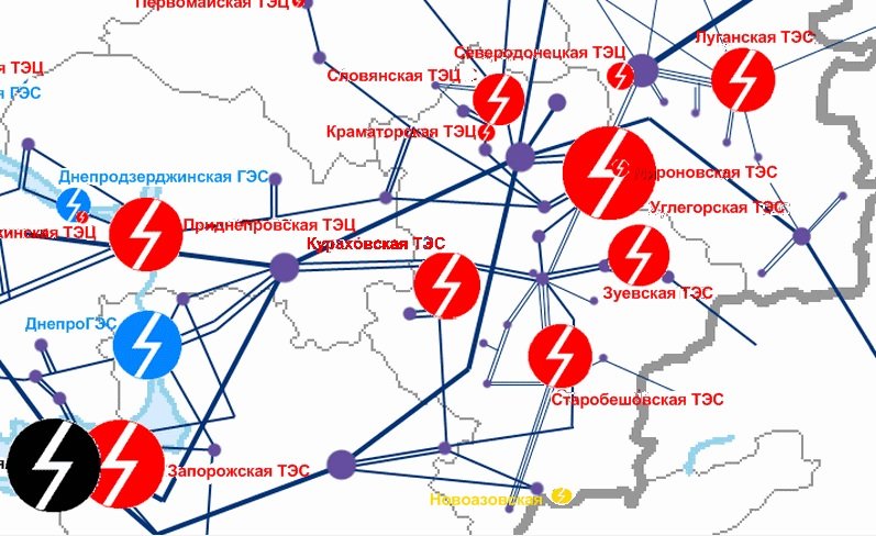 На подконтрольной ДНР