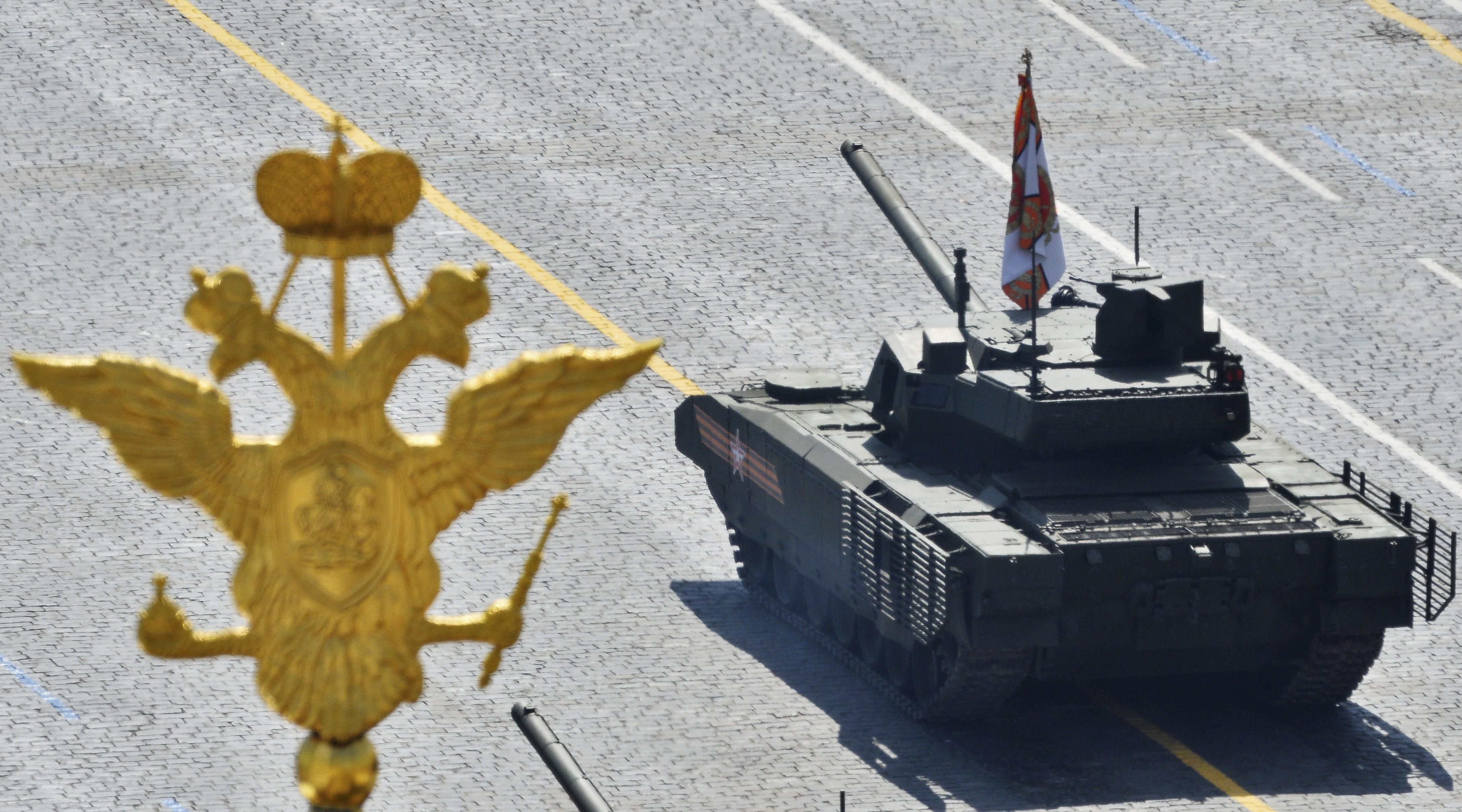 """Уралвагонзавод"" создал новый боеприпас для танка ""Армата"""