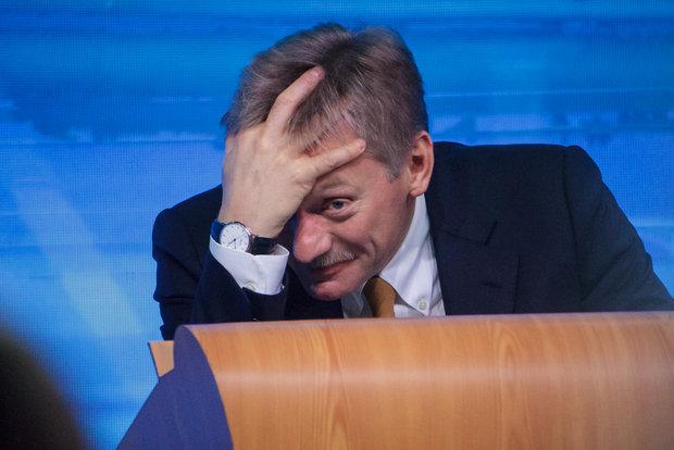 Песков о возможных новых санкциях США против РФ: Не слышали - Цензор.НЕТ 4720