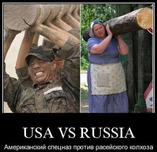 Картинки по запросу американцы боятся русских картинки