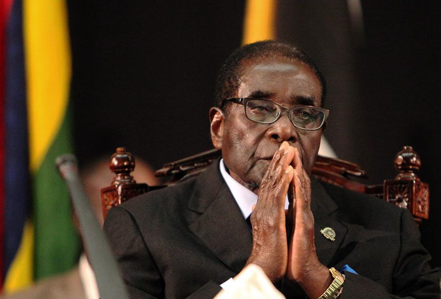Ерөнхийлөгч Робер Мугабе