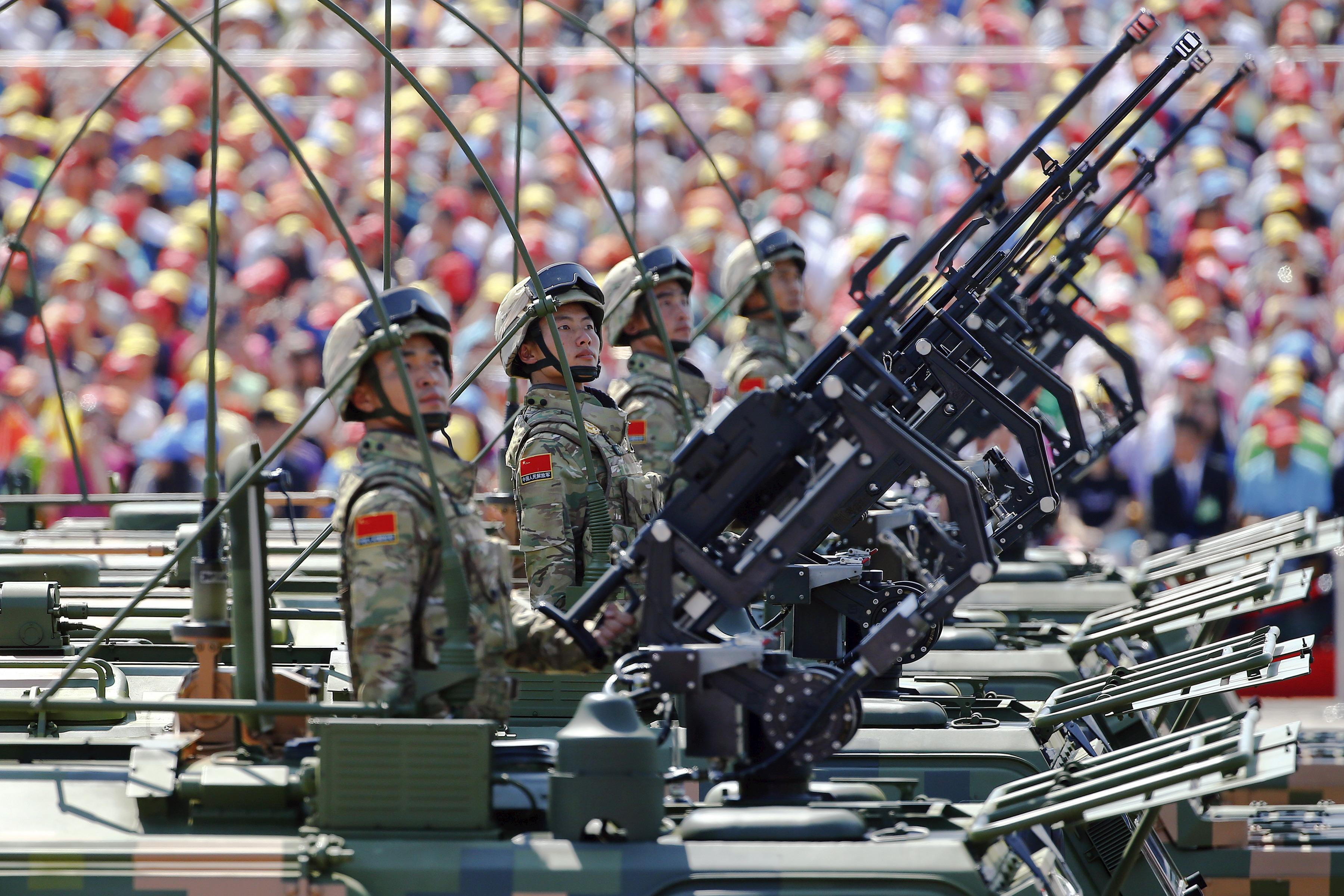 Тег: парад Победы в Пекине