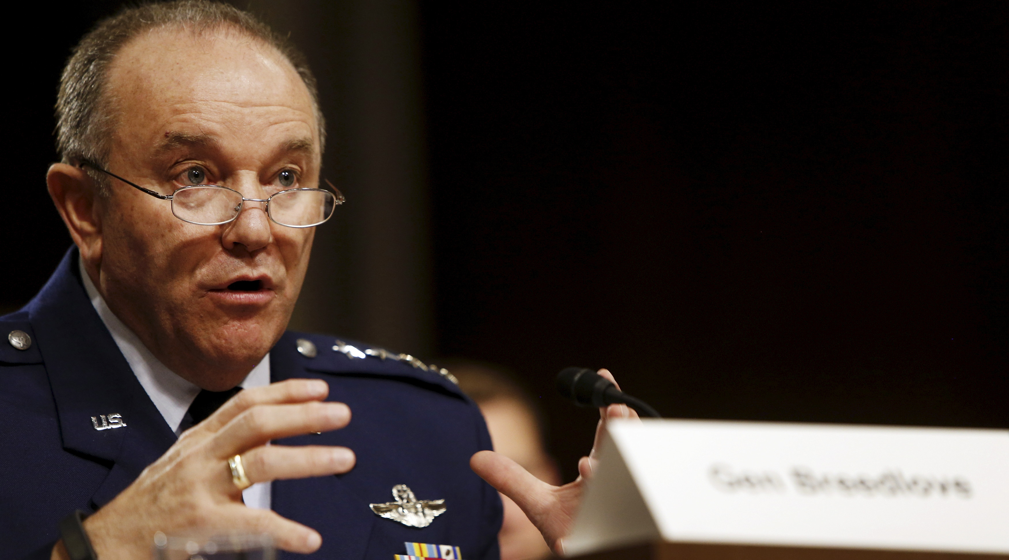 Бридлав призвал РФ и США снять напряженность между двумя странами