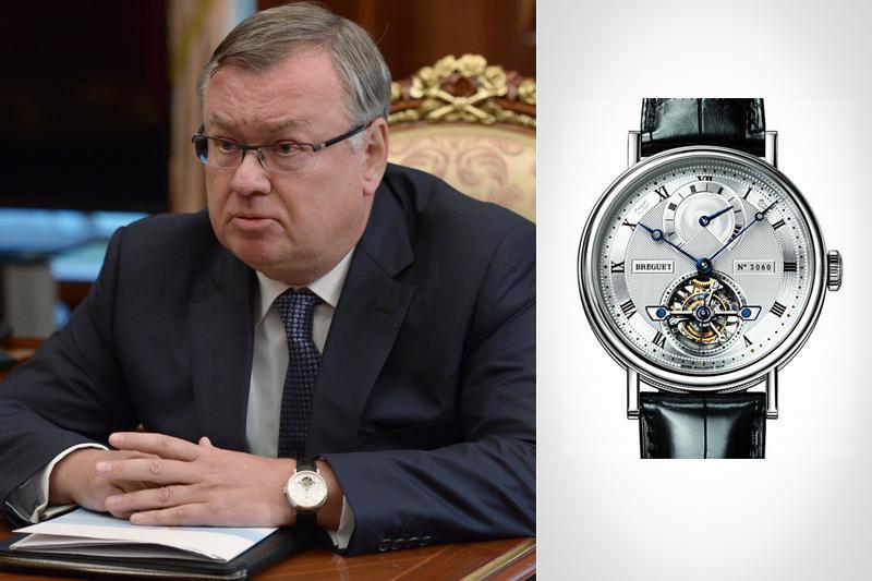 Чиновников дорогие часы стоимость часа лимузин