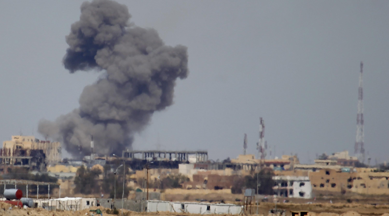 США нанесли авиаудар по школе для девочек в Мосуле