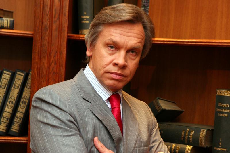 Пушков резко парировал выпад Клеппера в адрес РФ: С бредом США все бледнеет