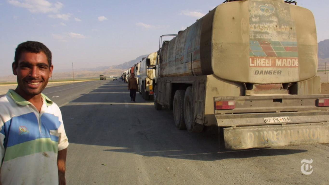фото турецких бензовозов содержит создание