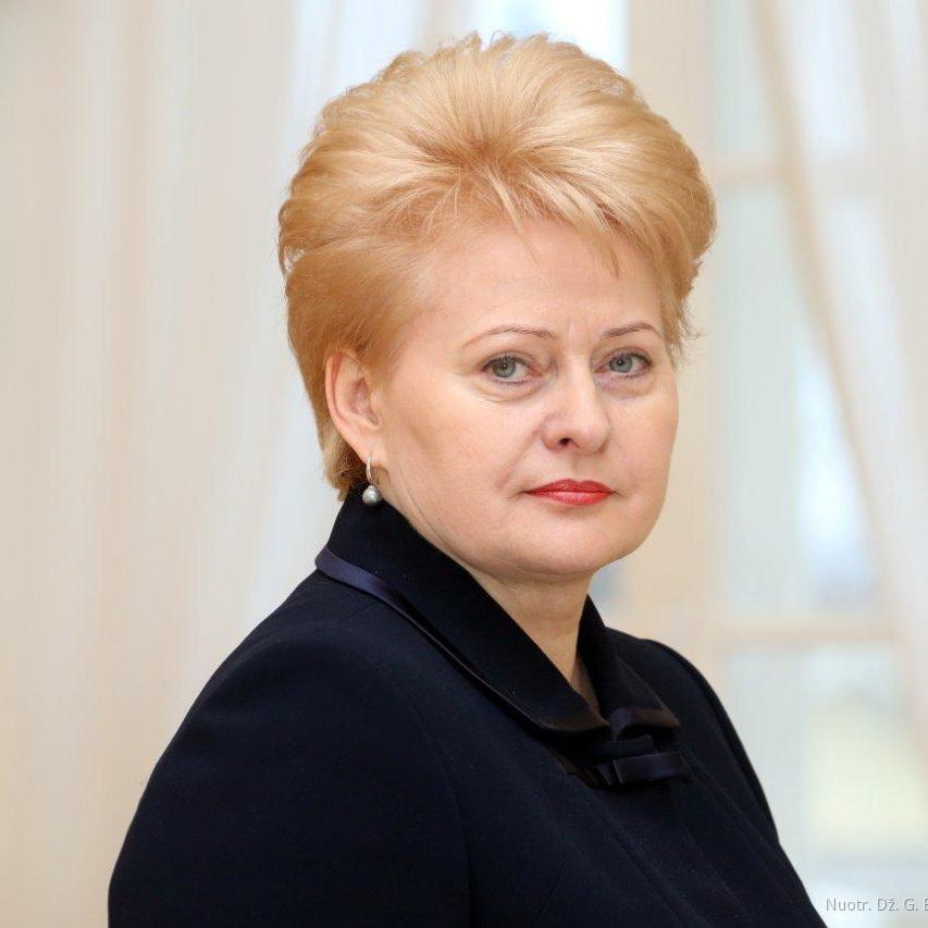 Президент Литвы Грибаускайте посетит Украину в декабре, - АП - Цензор.НЕТ 7344