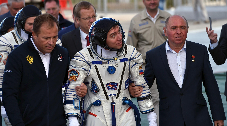 """Глава """"Роскосмоса"""": при первом запуске """"Федерации"""" экипажем могут стать андроиды"""