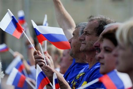 Уровень жизни в России напрямую зависит от её геополитических успехов
