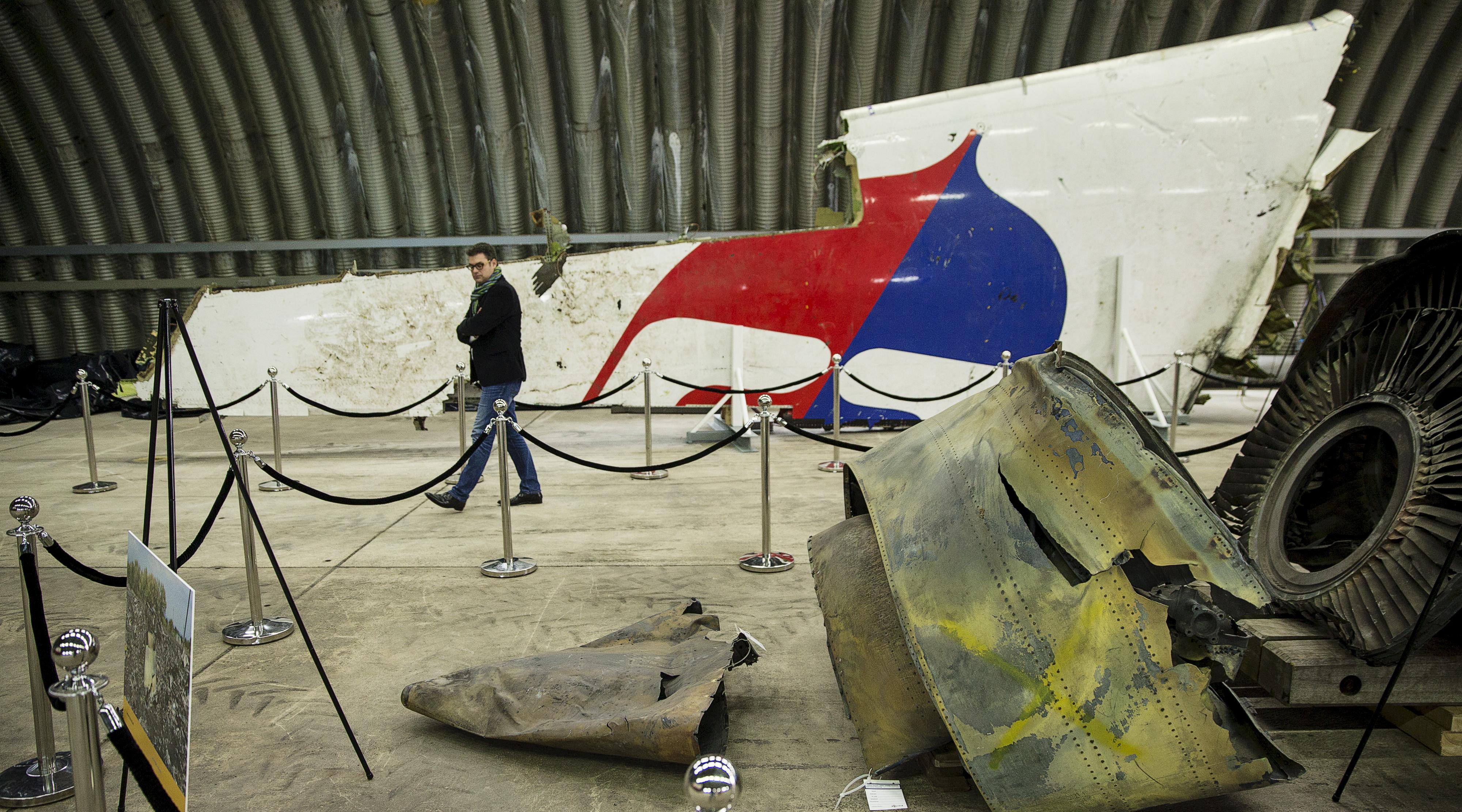 Нидерланды придумали два способа наказания виновных в крушении MH17