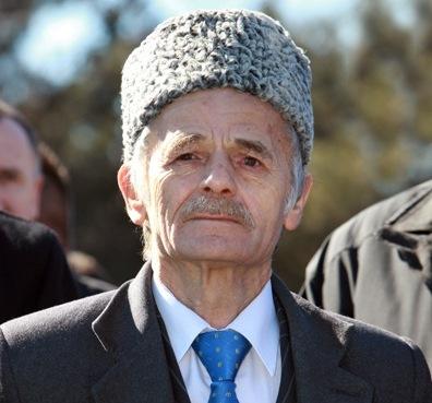 Обсуждение поставок воды в оккупированный Крым должно происходить с участием Меджлиса, - Чубаров - Цензор.НЕТ 2458