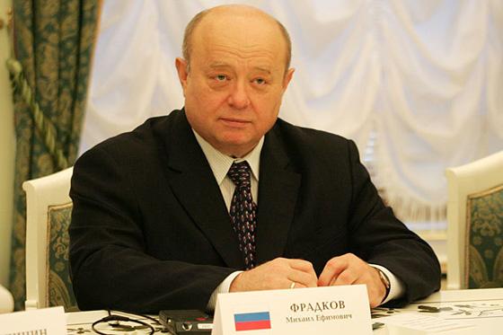 Путин доверил Фрадкову комплексы ПВО и аналитику