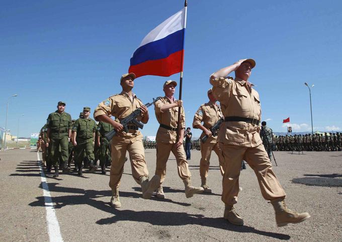 Военные базы России за рубежом как ответ США