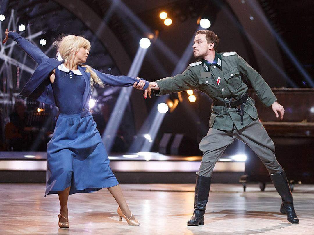 Танцы с фашистами. Смотрите на канале