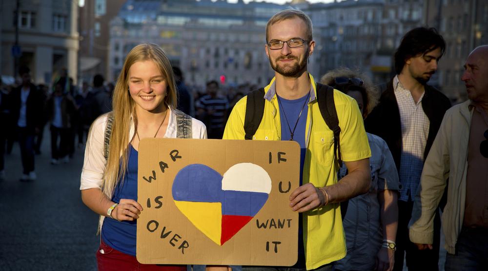 У Порошенко не хотят разрывать отношения с РФ и вводить визы