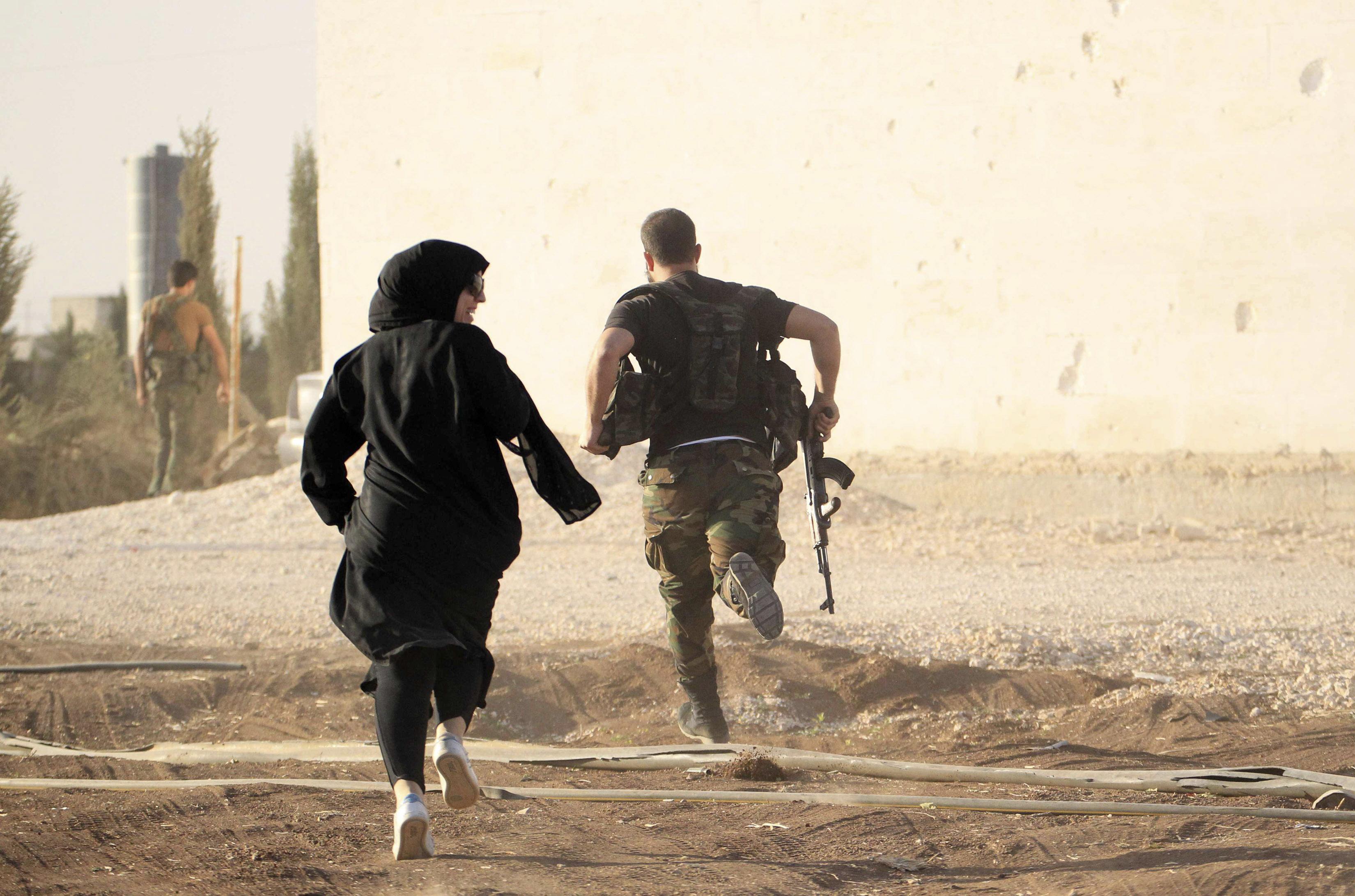 Боевики в Сирии - это навсегда?
