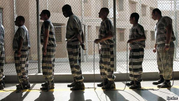 origins of american prison systems