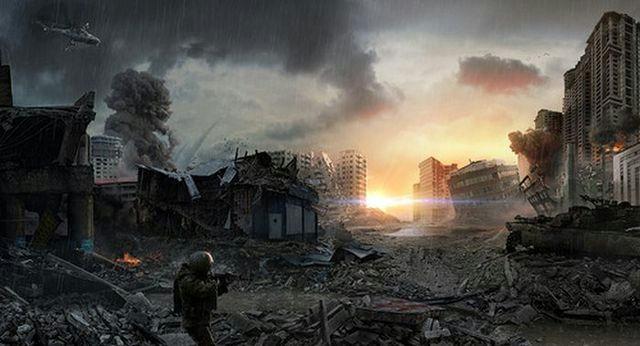 Порошенко готовится к тотальной войне, а Украина - к облавам.