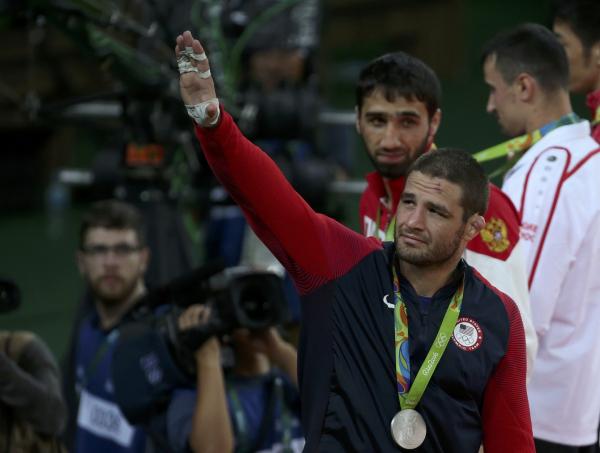 Американский дзюдоист поблагодарил русских спортсменов за общие тренировки