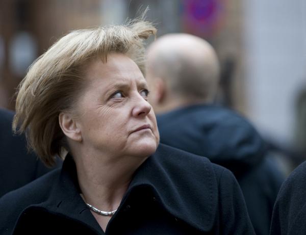 Граждане Саксонии освистали Меркель заполитику всфере иммиграции