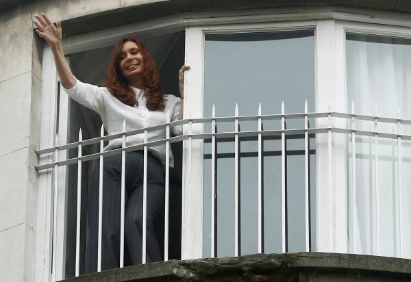 Суд арестовал имущество экс-президента Аргентины Киршнер