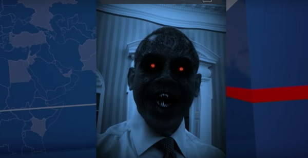 Барак Обама снял комедийное видео о собственной скорой пенсии