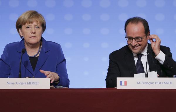 Берлин и Париж заставляют Киев принять условия Донбасса