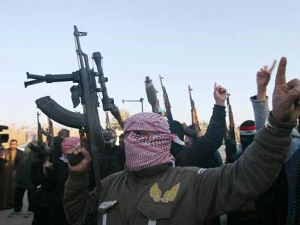 Исламские боевики изэкстремистской группировки захватили сирийский город Мареа