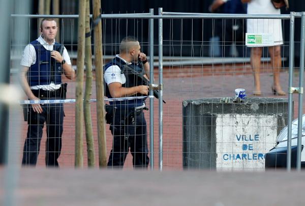 Нападение наполицейских вБельгии совершил алжирец, доэтого обвиняемый в правонарушениях