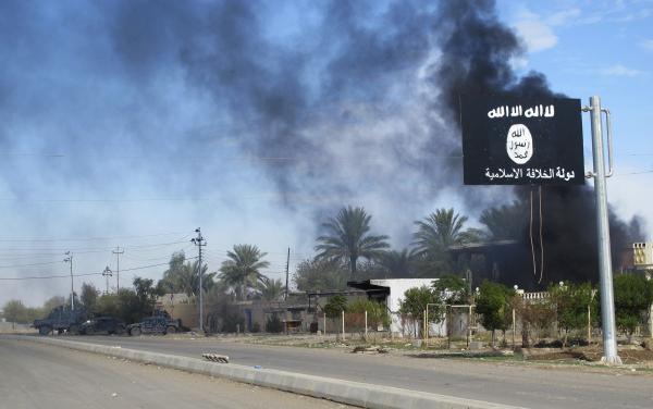 """Боевики """"Исламского государства"""" провели тайный нефтепровод через Курдистан в Турцию"""