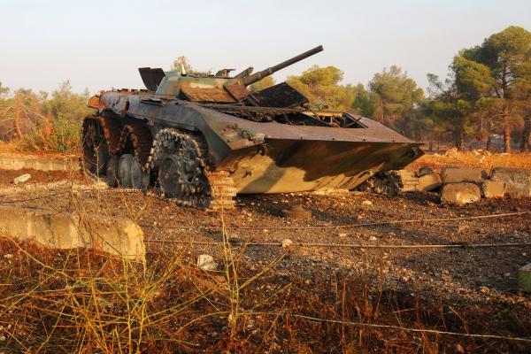 Сирийская армия ликвидировала 500 боевиков вАлеппо засутки