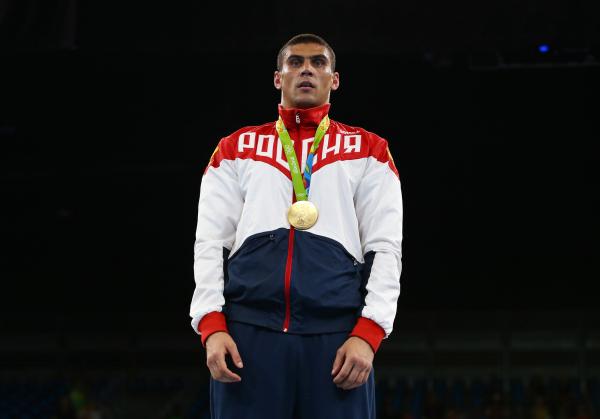 Боксер Тищенко завоевал золото наОлимпийских играх вРио