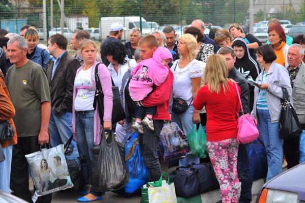Более полумиллиона беженцев из Донбасса решили остаться в РФ