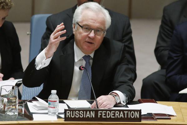 Чуркин: Англия заработала 5 млрд долларов напоставках оружия вЙемен