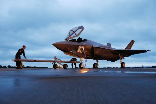 Североамериканским ВВС нехватает пилотов