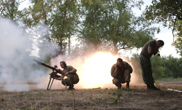 ДНР: Киев пытается заставить националистические батальоны покинуть Донбасс
