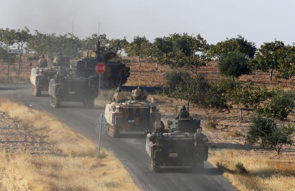 Эрдоган озвучил сроки окончания операции вДжараблусе