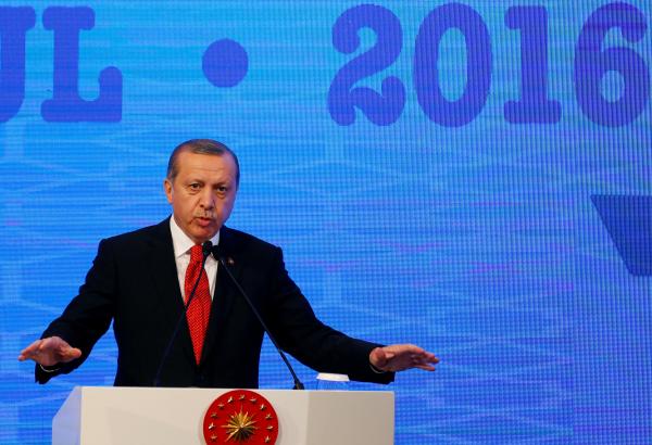Эрдоган призвал жителей Турции менять доллары на лиры