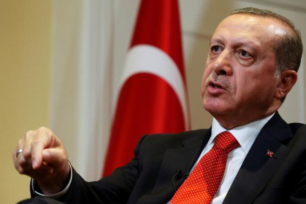 Эрдоган готов вместе самериканцами освободить сирийскую Ракку отИГИЛ