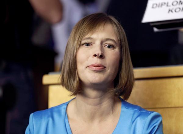 Руководитель Эстонии без разрешения НАТО в Российскую Федерацию непоедет