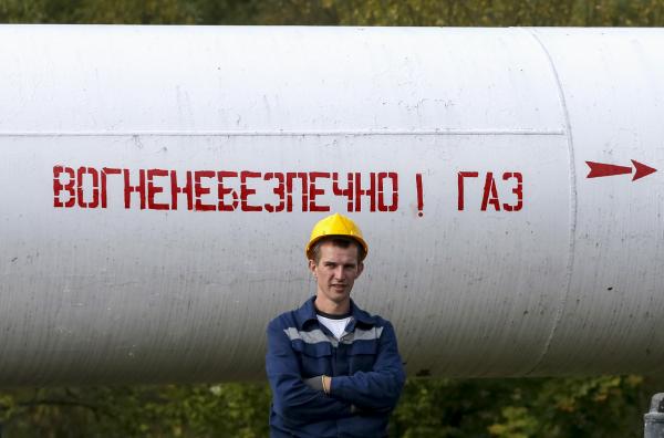 Украина неполучает газ свременно завоеванной территории Крыма— «Укртрансгаз»