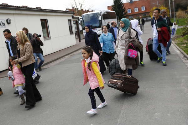 Беженцы проводят отпуск вгосударстве преследования