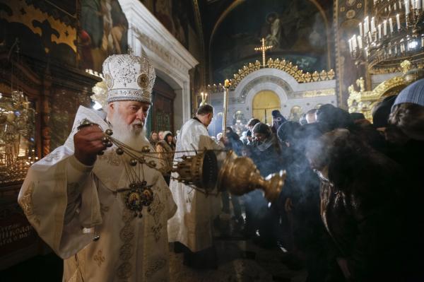 Граждане Донбасса должны кровью истраданиями искупить грех федерализации— Филарет