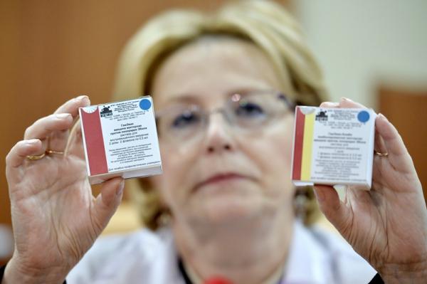 Русской вакциной отЭболы заинтересовались США иФранция