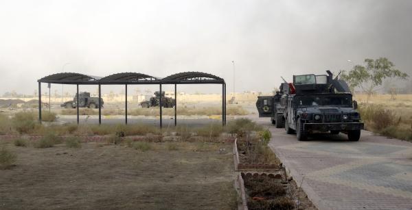 США назначили наоктябрь операцию повзятию иракского Мосула