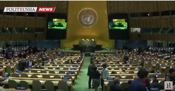 Насаммите ООН принята декларация обеженцах
