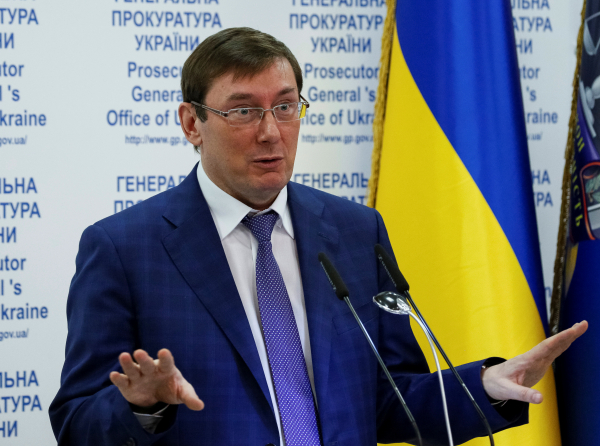 """Генпрокурор Украины: бойцы """"Айдара"""" были вынуждены грабить мирных жителей"""