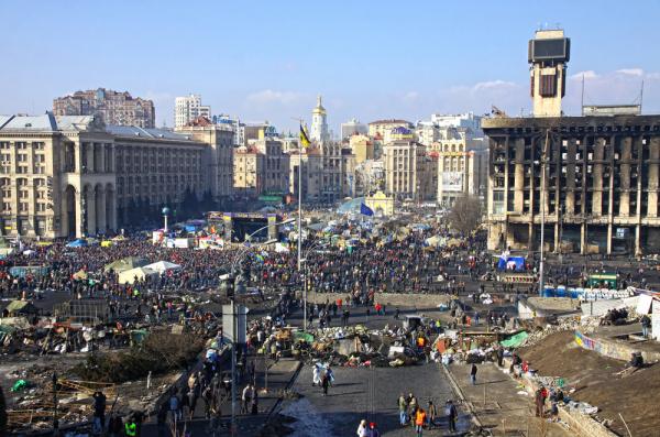 Генпрокурор Украины напророчил Майдан на Красной площади